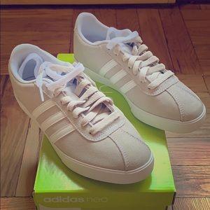 🎾Adidas Neon Courtset Tennis Sneakers BN Size 6🎾